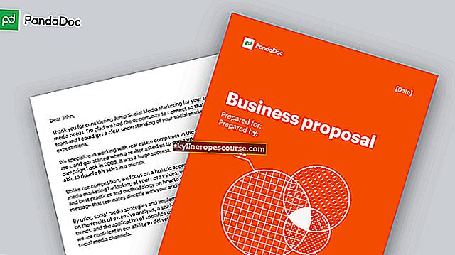 Voorbeelden van complete en nieuwste zakelijke voorstellen 2020 (verschillende velden)
