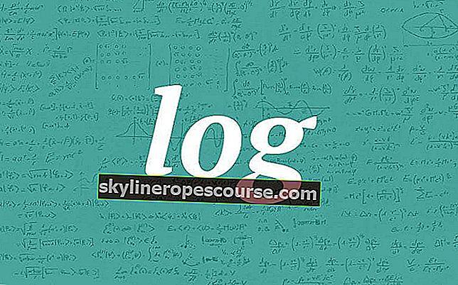 質問とディスカッションの例とともに完全な対数特性