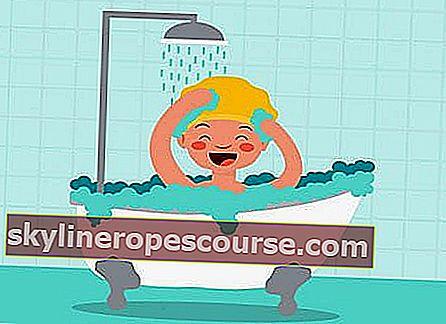 月経後の強制入浴の意図と完全な手順