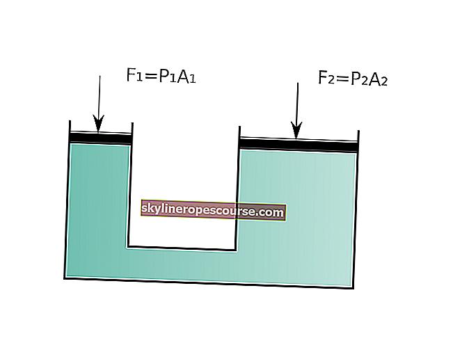 De wet van Pascal: uitleg van het materiaal, voorbeeldvragen en discussie