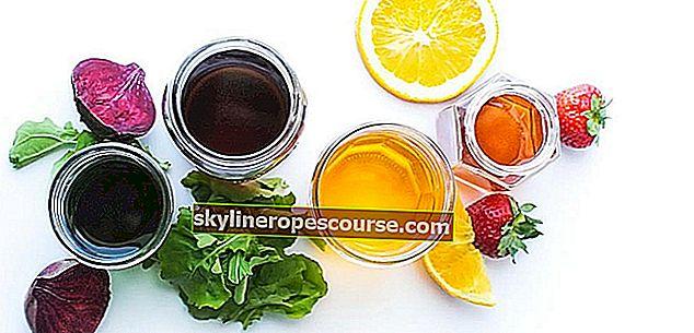 15+ Lebensmittelsichere natürliche Farbstoffe (vollständige Liste)