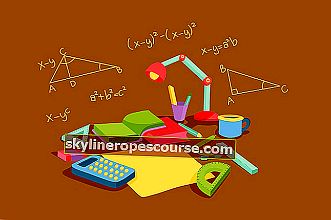 Volledige rechthoekformules: oppervlakte, omtrek en 4 voorbeeldproblemen