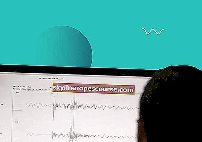 Aardbevingen meten met logaritmen