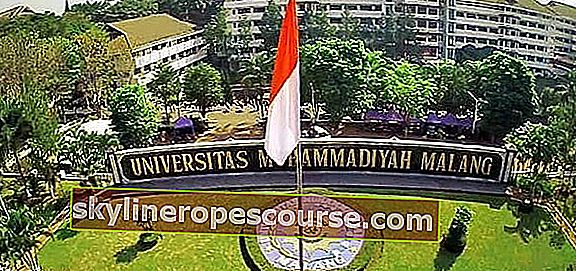 universiteit in Malang