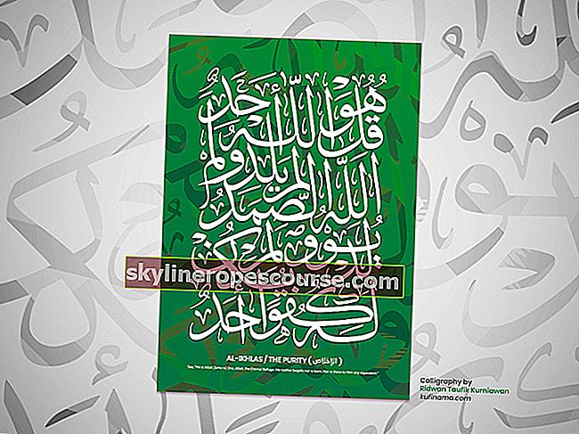 Surat Al Ikhlas: Arabisch, Latein und seine Bedeutung + seine Prioritäten
