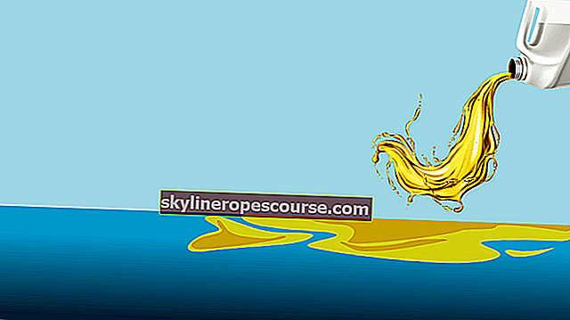 6海上での油流出に関する事実