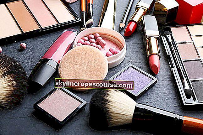 Seien Sie vorsichtig, Chemikalien in Schönheitsprodukten können für weibliche Hormone gefährlich sein